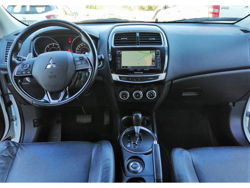 Mitsubishi ASX 220 DI-D Auto 4WD Kaiteki