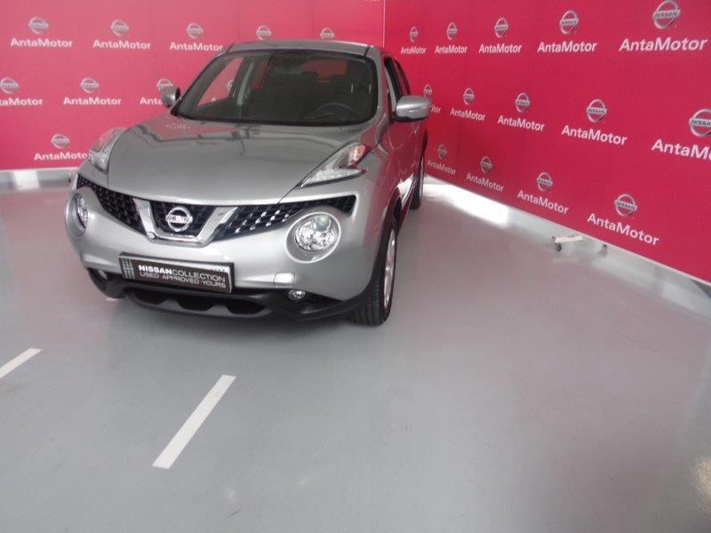 Nissan Juke 1.2 ACENTA