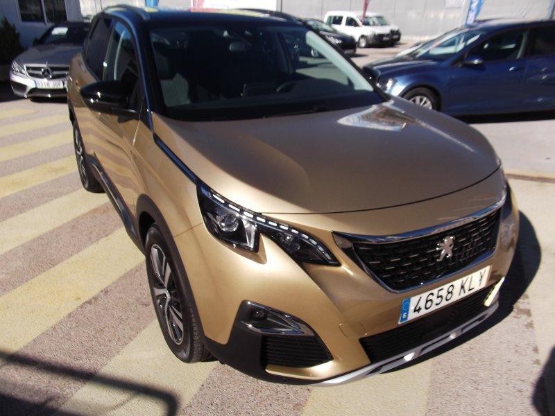 Peugeot 3008 1.2 PURETECH 130 HP ALLURE S&S Allure