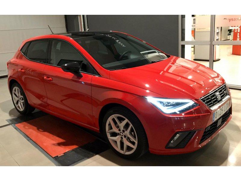 SEAT Ibiza 1.0 TSI 85kW (115CV) DSG FR Plus
