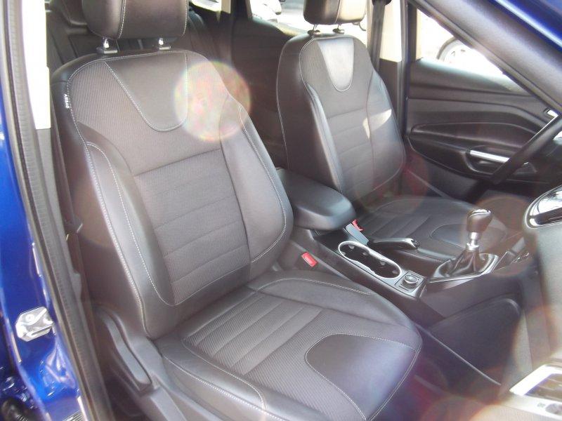 Ford Kuga 2.0 TDCi 120 4x2 A-S-S Titanium