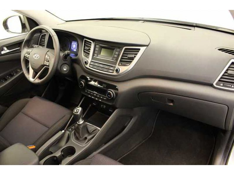 Hyundai Tucson 1.6 GDi BlueDrive 4x2 Klass
