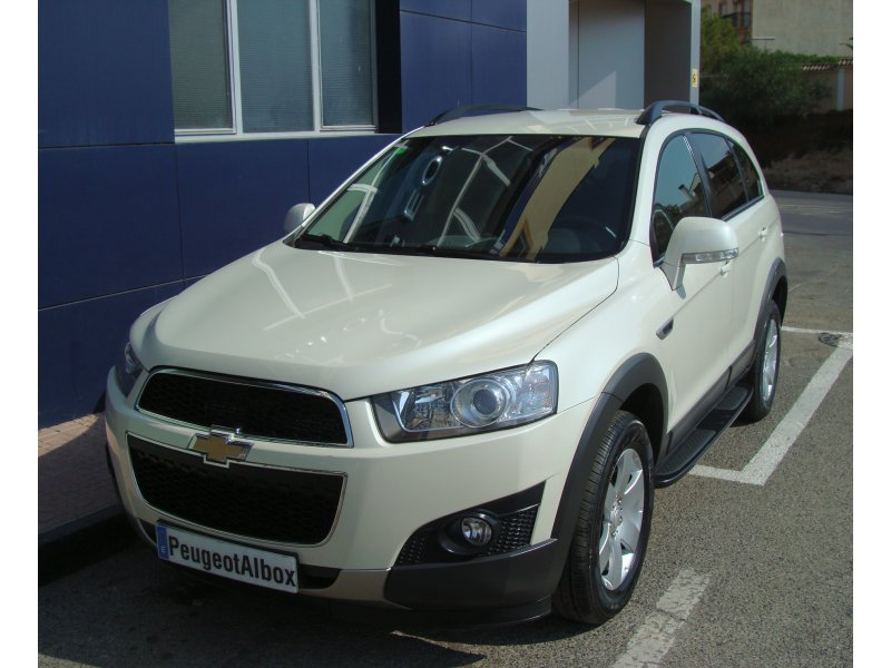 Chevrolet Captiva 2.2 VCDI 16V 7 Plazas LT