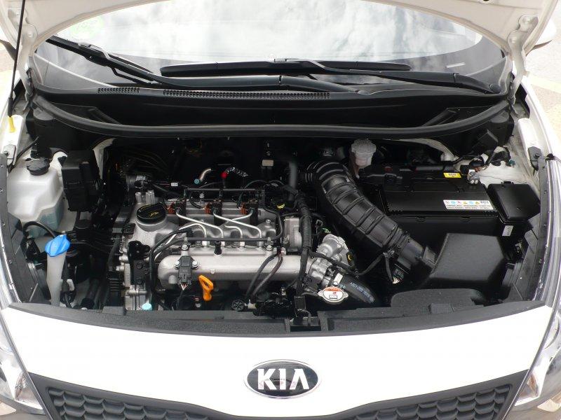 Kia Rio 1.1 CRDi WGT 75cv Concept