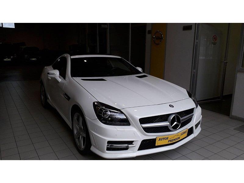 Mercedes-Benz Clase SLK SLK 200 CarbonLOOK Edition