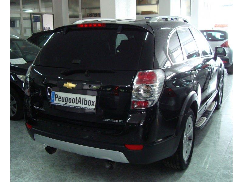 Chevrolet Captiva 2.0 VCDI 150cv Automático LTX