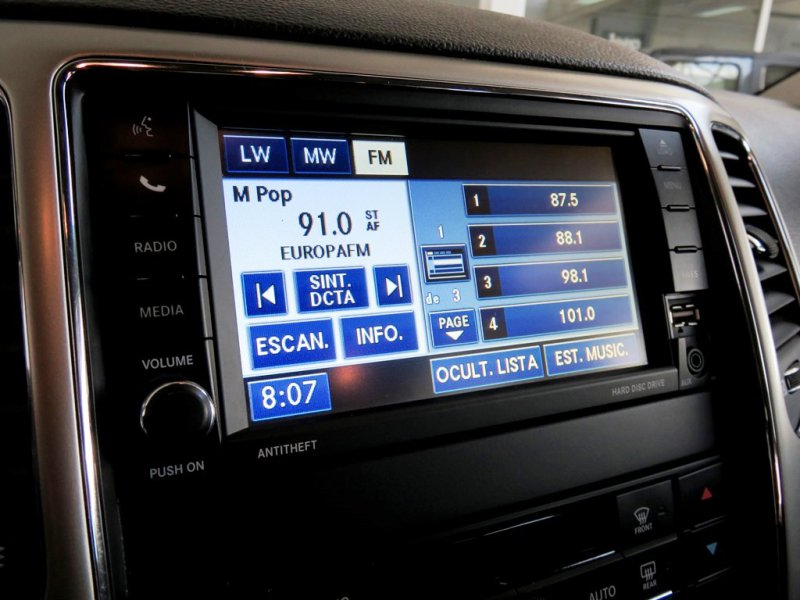 Jeep Grand Cherokee 3.0 V6 CRD 190 CV Laredo