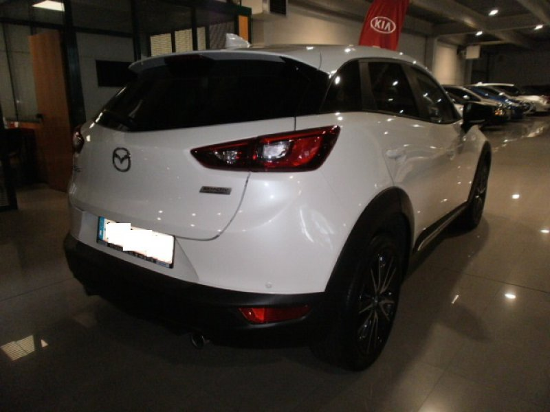 Mazda CX-3 2.0 SKYACTIV GE 2WD AT Luxury