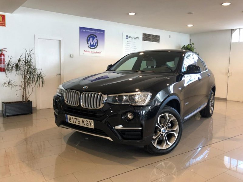 BMW X4 xDrive20d XLINE AUTO 190 CV NEW MODEL