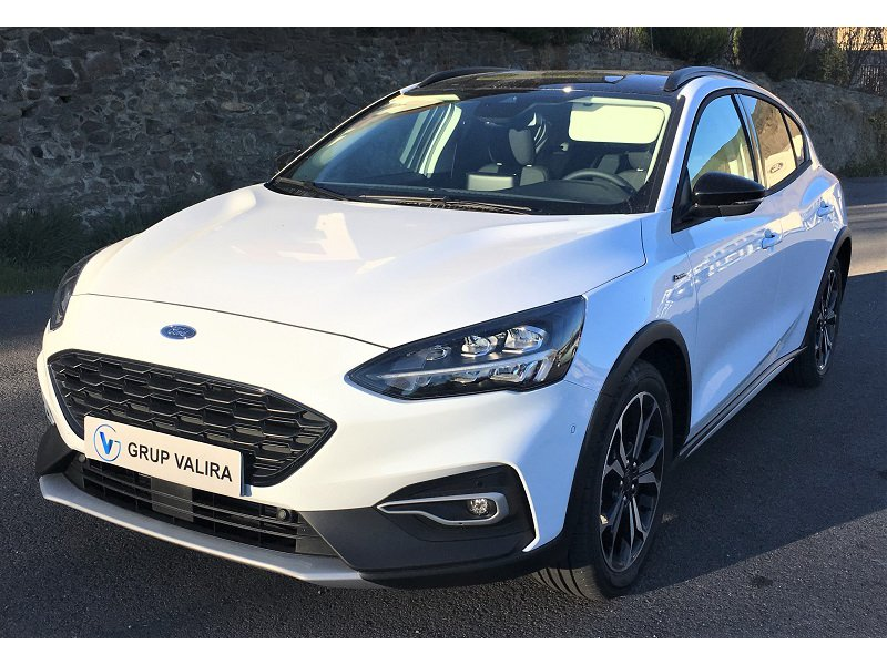 Ford Focus 1.5 Ecoboost 110kW Active