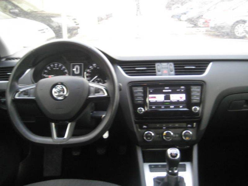 Skoda Octavia Combi 1.6 TDI CR 110cv Style