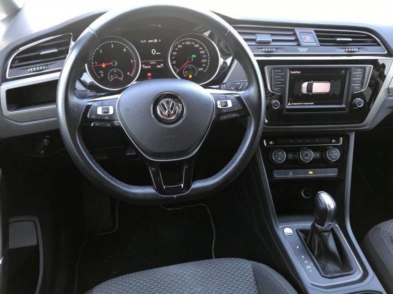 Volkswagen Touran 1.6 TDI SCR 115CV BMT DSG Advance