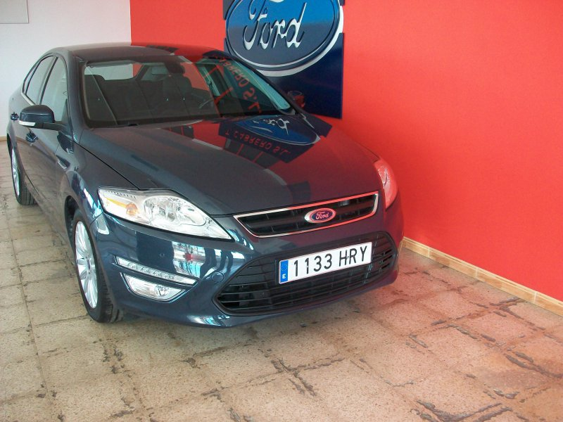 Ford Mondeo 2.0 TDCi 140cv Limited Edition