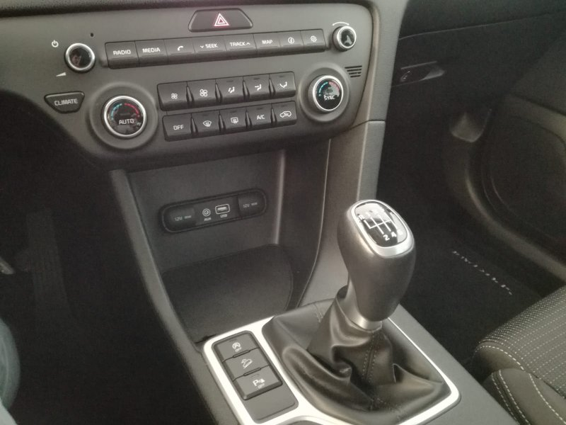 Kia Sportage 1.7 CRDI 115 CV X-Tech