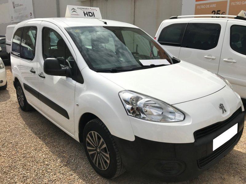 Peugeot Partner Tepee 1.6 HDi  (N1) Access