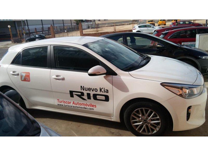 Kia Rio 1.4 CRDi 57kW (77CV) Drive