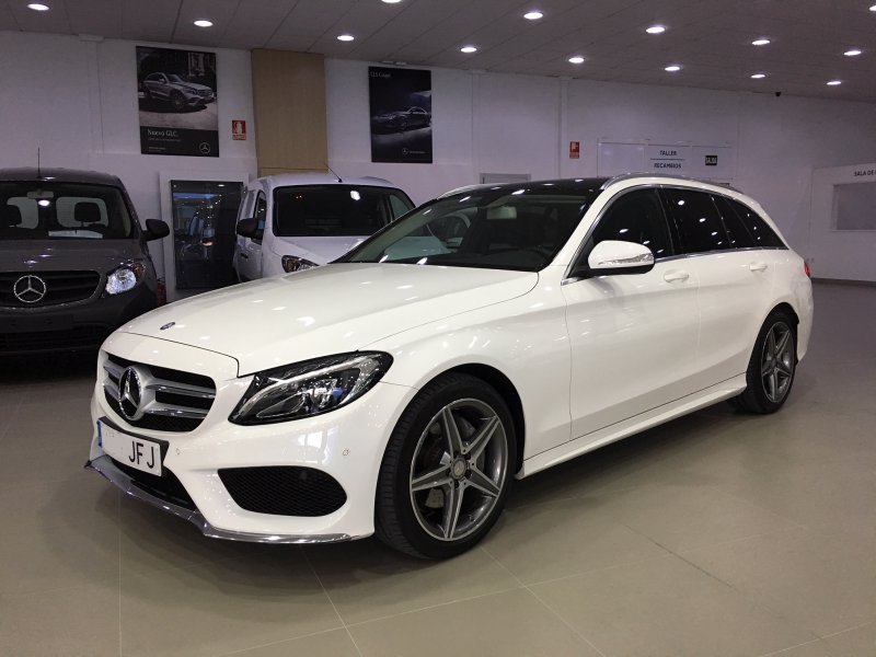 Mercedes-Benz Clase C C 220 d Estate AMG Line