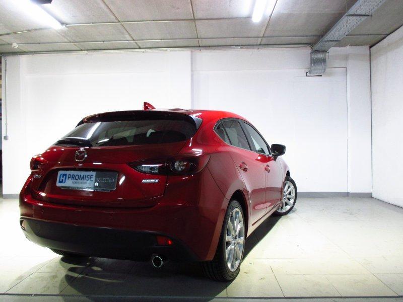 Mazda Mazda3 1.5 DE 105 LUXURY Luxury