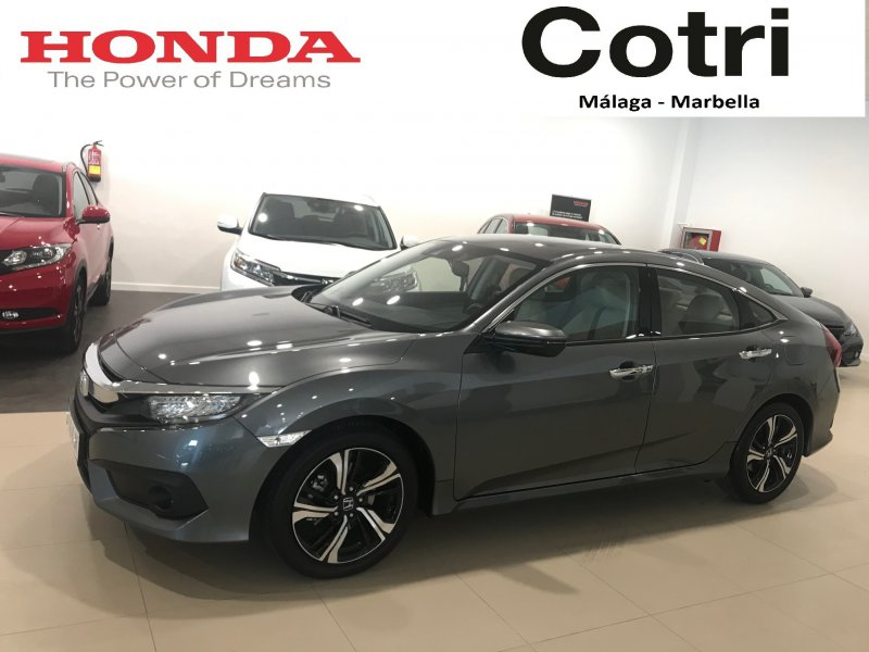 Honda Civic 1.5 I-VTEC TURBO CVT EXECUTIVE Executive