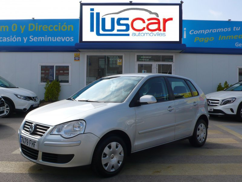 Volkswagen Polo 1.4 80cv Match