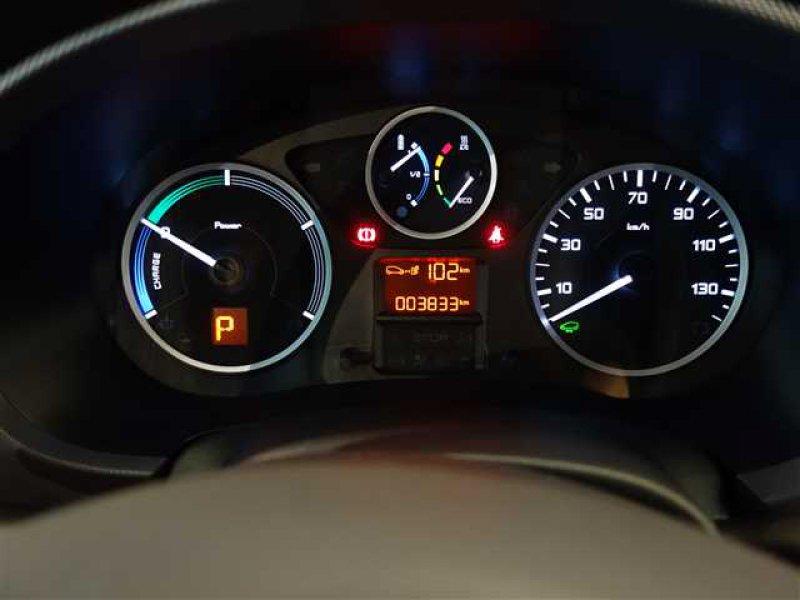 Citroen Berlingo Electric -