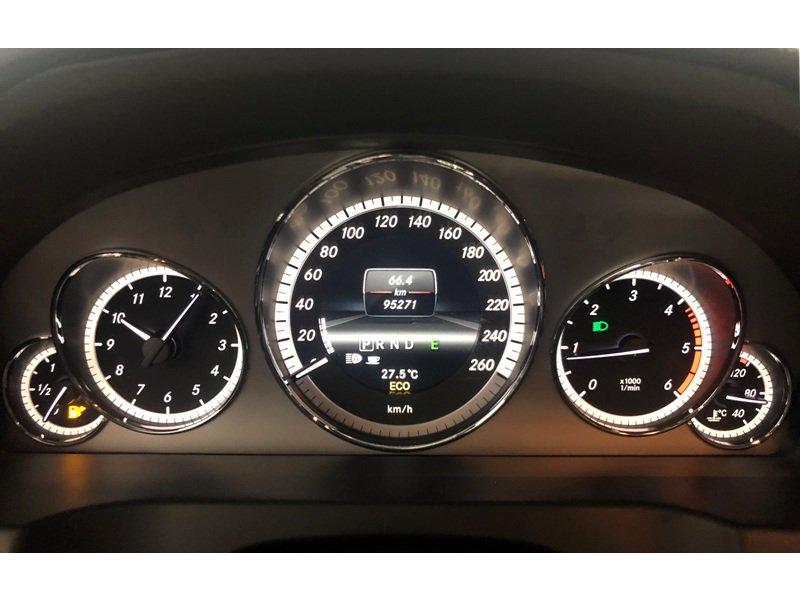 Mercedes-Benz Clase E E 220 CDI Blue Efficiency Elegance