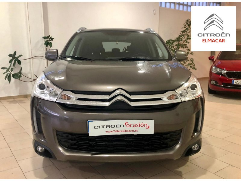 Citroen C4 Aircross HDi 115cv Stop & Start 6v 2WD EXCLUSIVE Exclusive