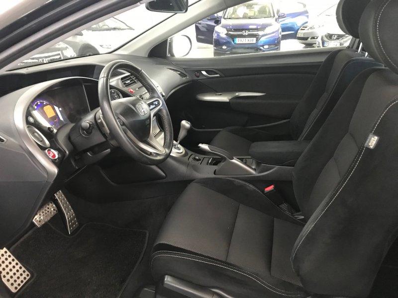 Honda Civic 1.8 i-VTEC i-SHIFT Type S