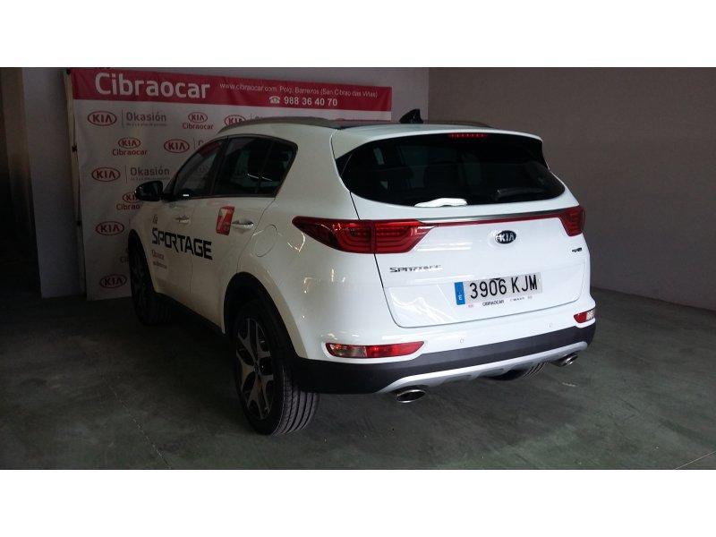 Kia Sportage 2.0 CRDi VGT 136CV 4x2 PACK LUXURY GT Line