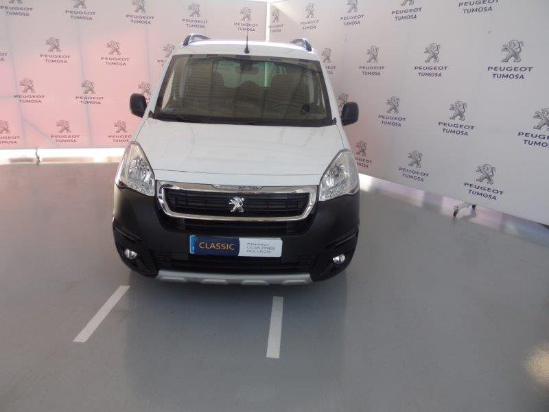 Peugeot Partner 1.6 OUTDOOR