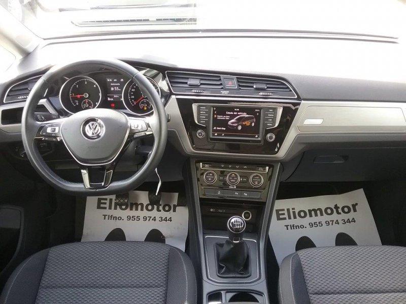 Volkswagen Touran Advance 1.6 TDI 105CV BMT Advance Bluemotion