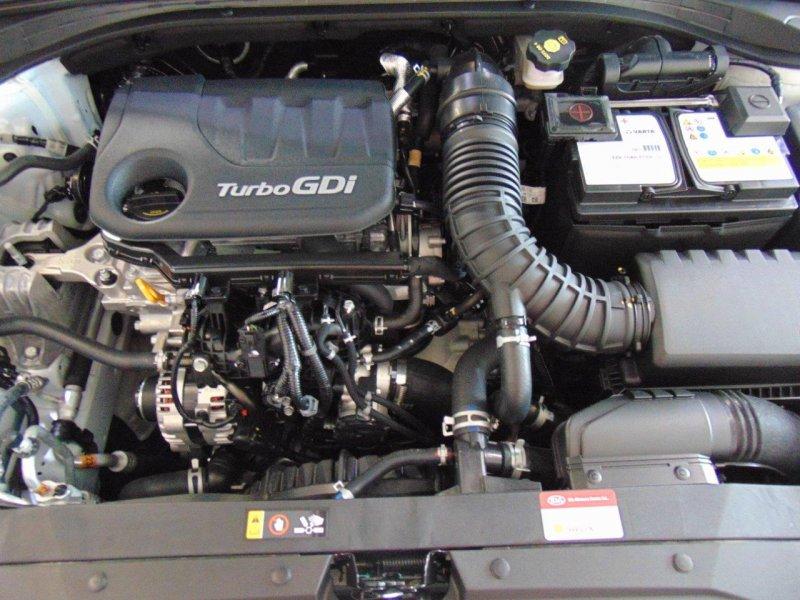 Kia ceed 1.0 T-GDi 74kW Eco-Dynamics Concept