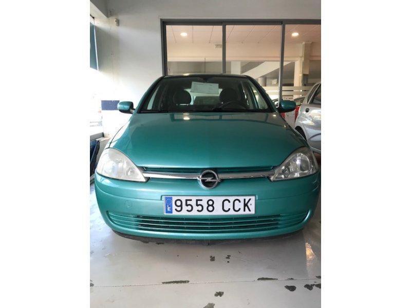 Opel Corsa 1.2 16v Club