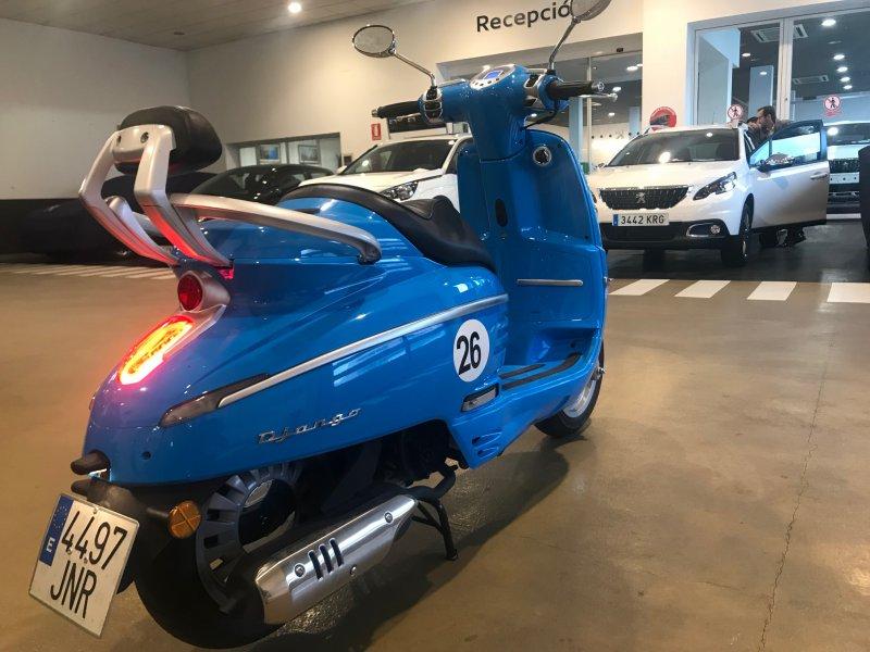 Peugeot-Moto Django 125 4T Sport 150CC SPORT
