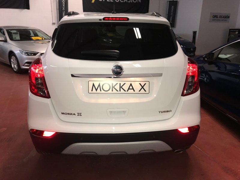 Opel Mokka X 1.4 T 103kW (140CV) 4X2 Auto Selective
