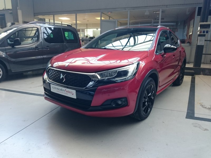 DS DS 4 Crossback 1.6 BlueHDi 120 S&S EAT6 Style
