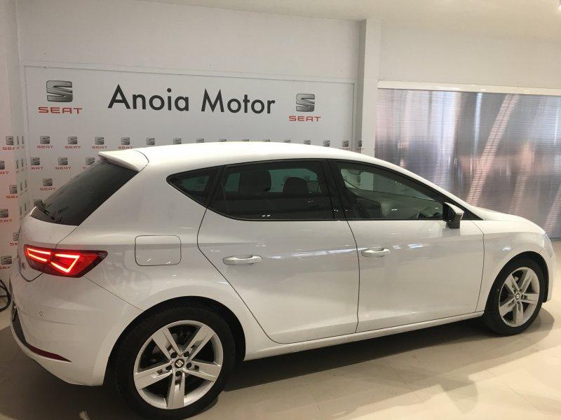 SEAT Nuevo León 1.4 TSI 150cv ACT St&Sp FR Advanced