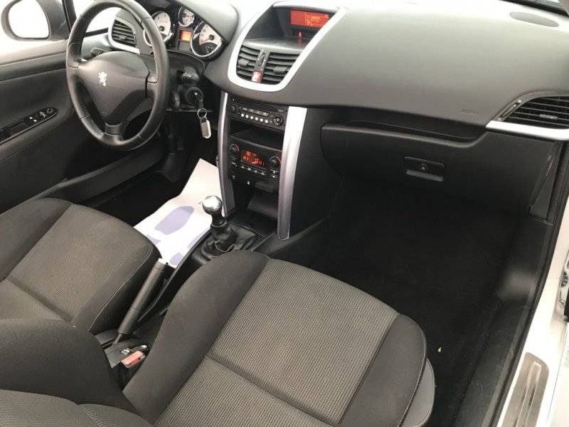 Peugeot 207 CC 1.6 HDI 110 FAP Sport