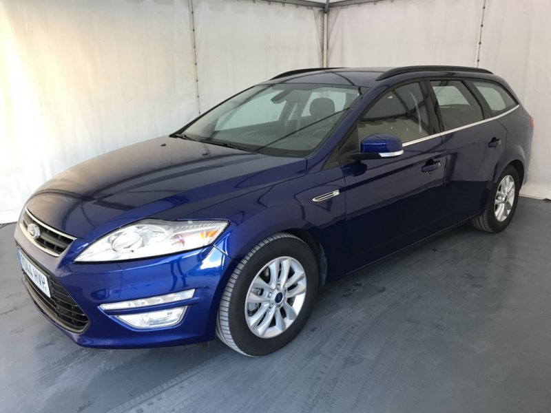 Ford Mondeo 2.0 TDCi 140cv Limited Ed. Sportbreak Limited Edition