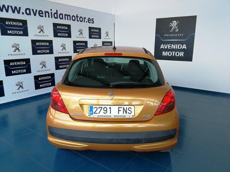 Peugeot 207 1.4 HDI X-Line