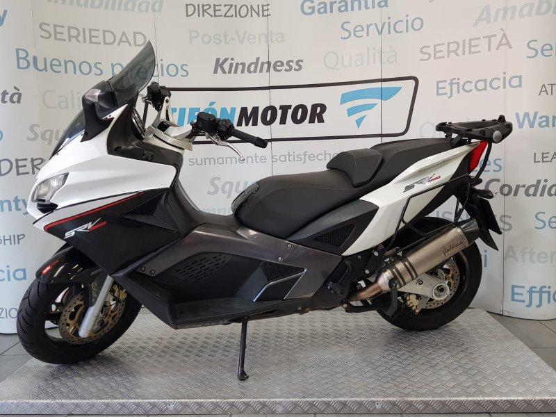 Gilera GP 800 850