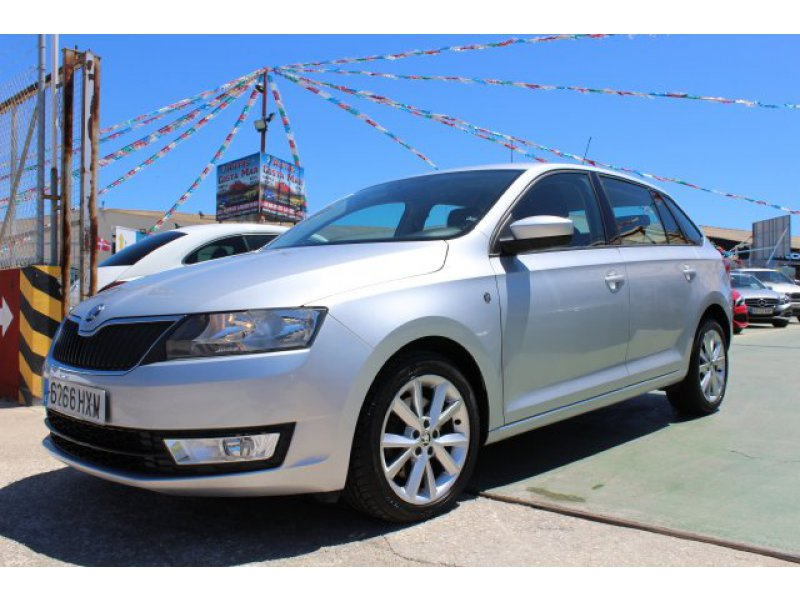 Skoda Rapid 1.6 TDI CR 90cv Spaceback Active