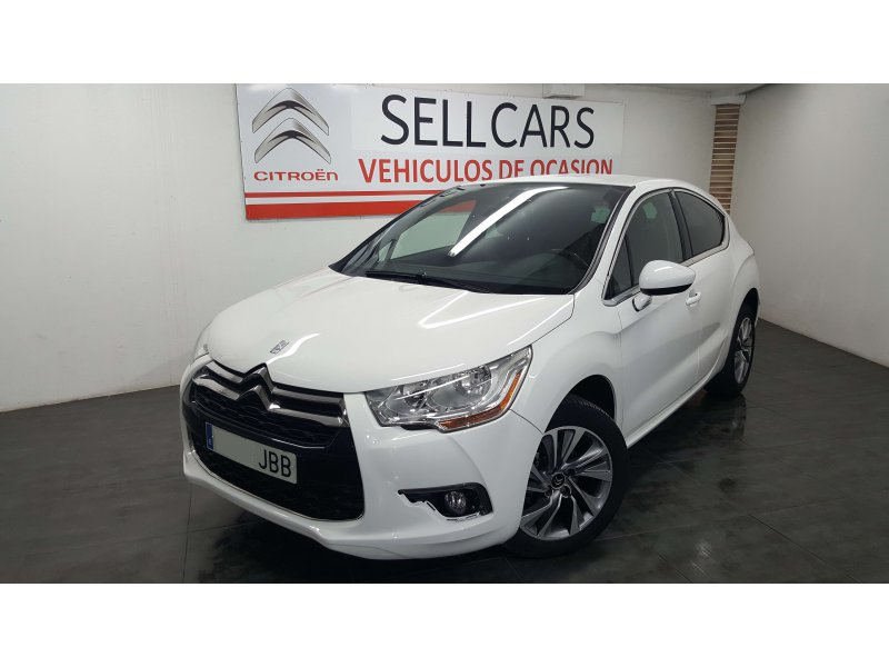 Citroen DS 4 1.6 e-HDi 115cv STT Design