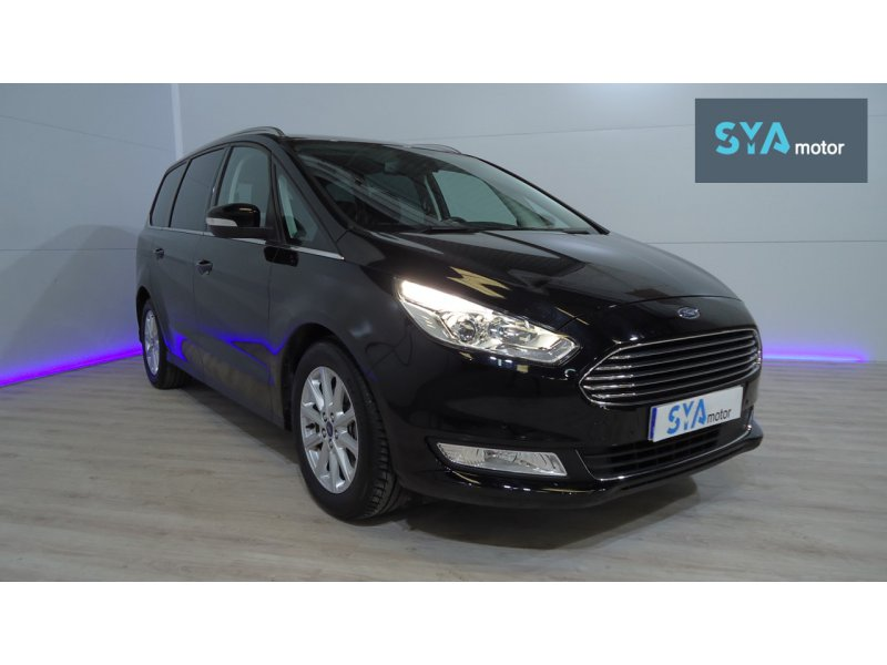 Ford Galaxy 2.0 TDCi 150CV PowerShift Titanium