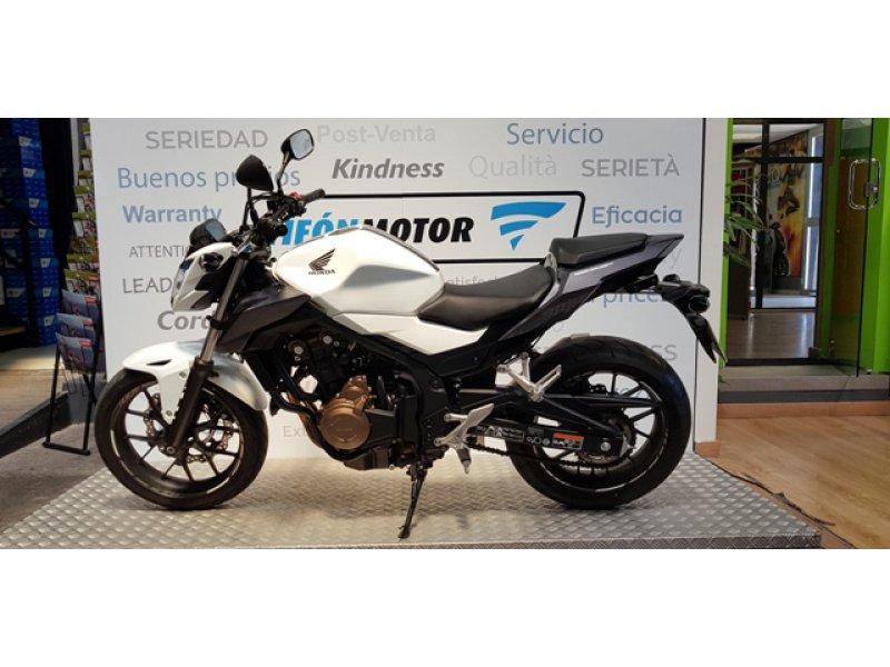 Honda-Moto CB 500 s 500