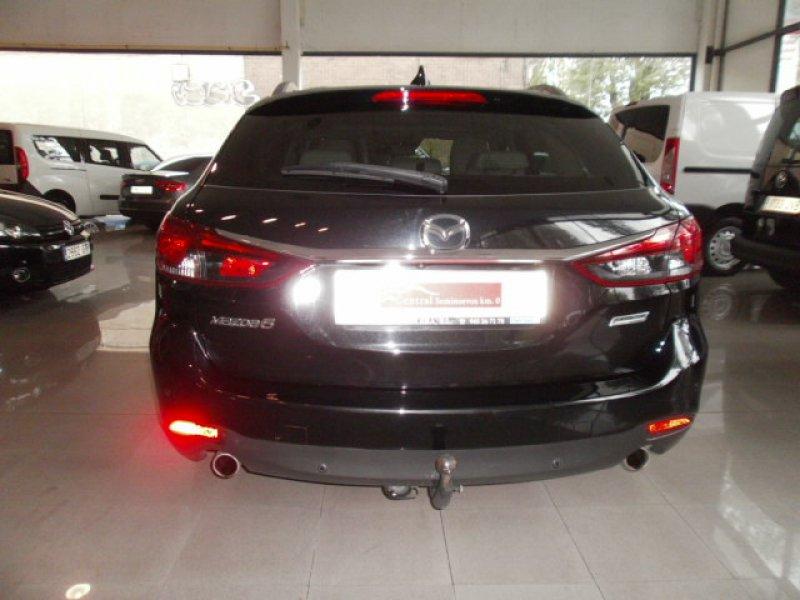 Mazda Mazda6 2.2 DE 175cv AT Luxury + Prem. + Tr. WGN Luxury + Pack Premium + Pack Travel