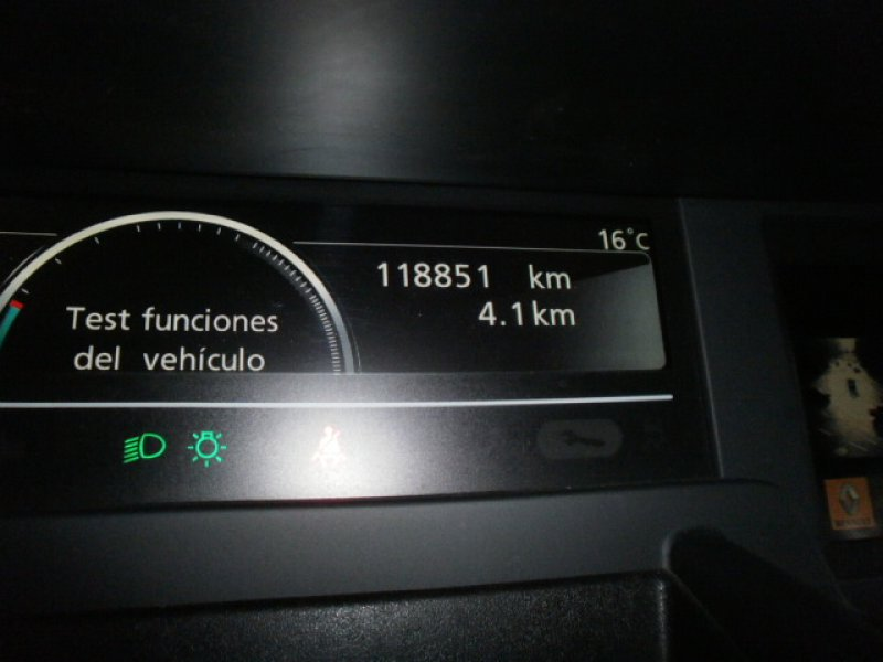 Renault Scénic dCi 110 EDC Bose Edition