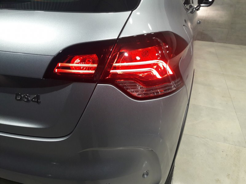 DS DS 4 Crossback 1.6 BlueHDi 88kW Connected Chic