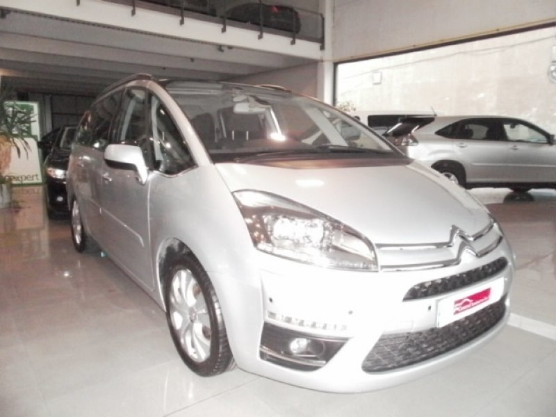 Citroen Grand C4 Picasso 1.6 HDi 110cv CMP Exclusive Plus