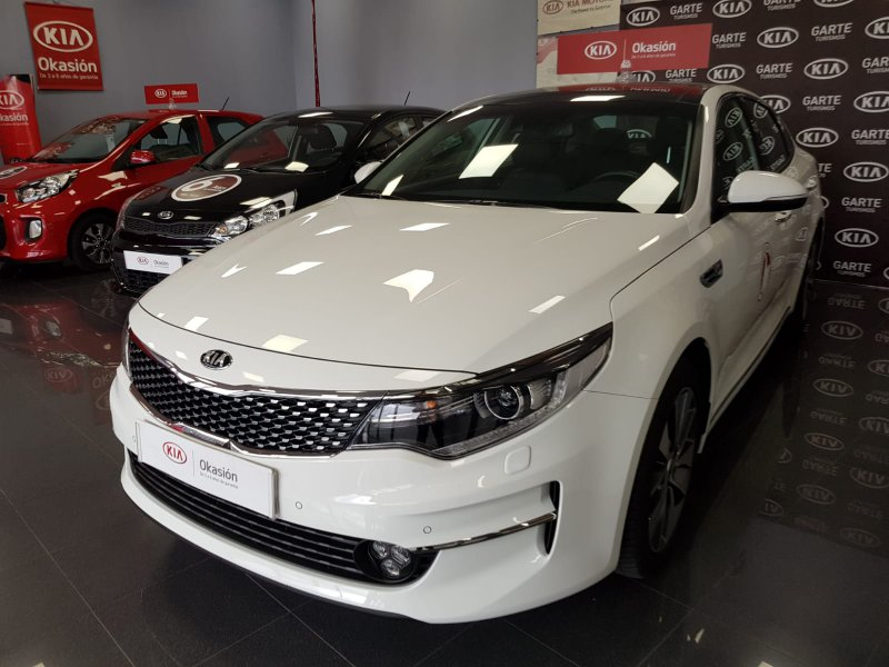 Kia Optima 1.7 CRDi VGT 141CV DCT Eco-Dynam Emotion